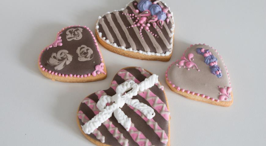 Fragrant biscuits
