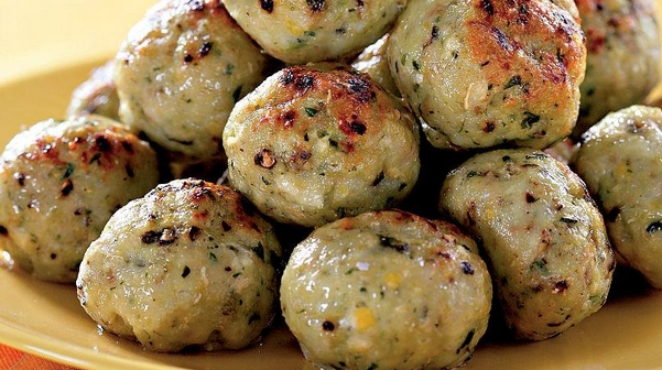 Fish Meatballs with Cubeb Pepper