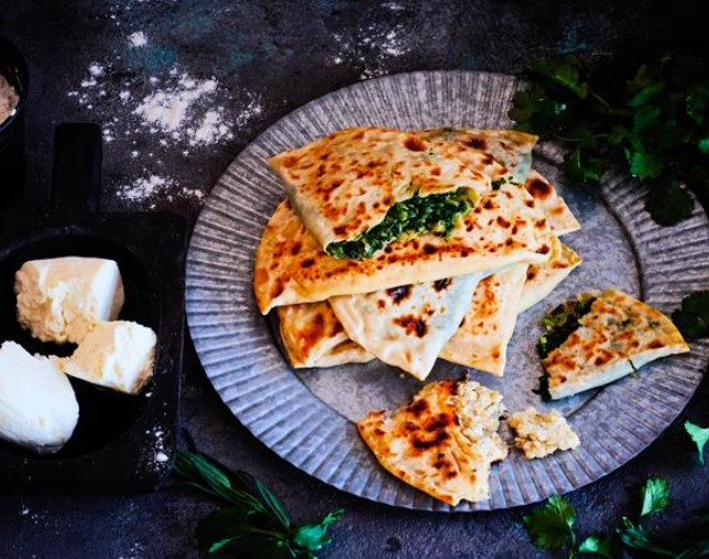 Miracle with Cheese and Herbs