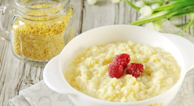 Millet Porridge in a Slow Cooker