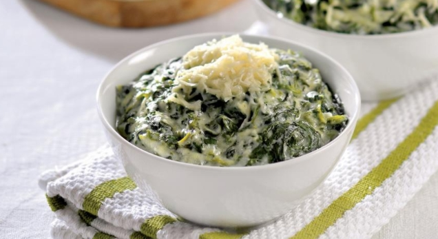 Spinach Porridge