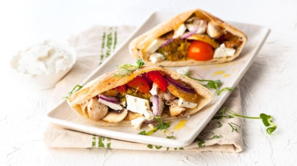 Chicken with Vegetables in the Oven