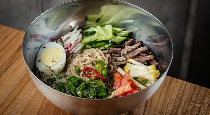 Nengmyeon Noodles