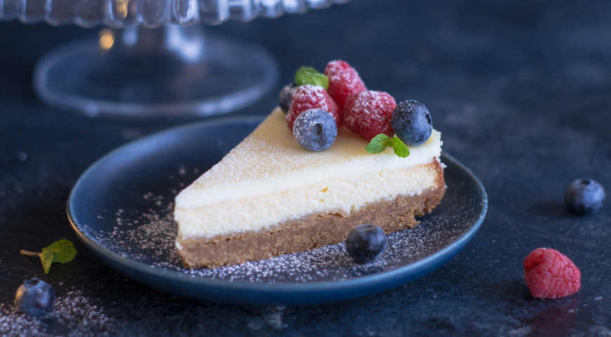 Cheesecake from Cottage Cheese