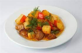 Meat stew that cooks on its own