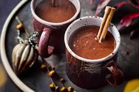 Chocolate mulled wine