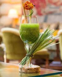 Green energy cocktail