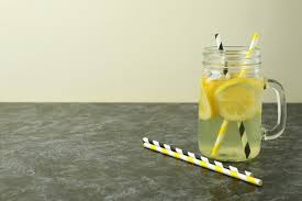 Smokey lemonade