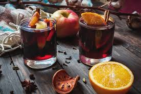 Pirate mulled wine