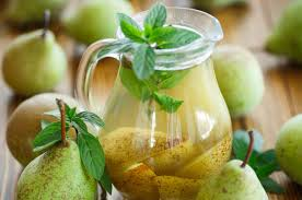 Apple-pear compote with honey