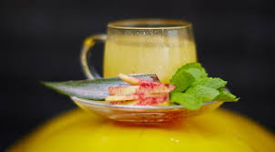 Hot Pisco Punch Cocktail