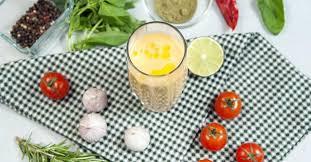 Gazpacho style drink