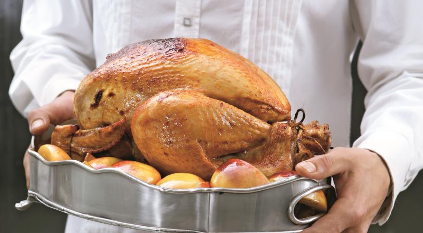 Stuffed Christmas Turkey 2