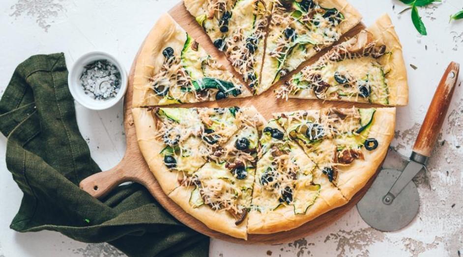 Zucchini pizza-2021