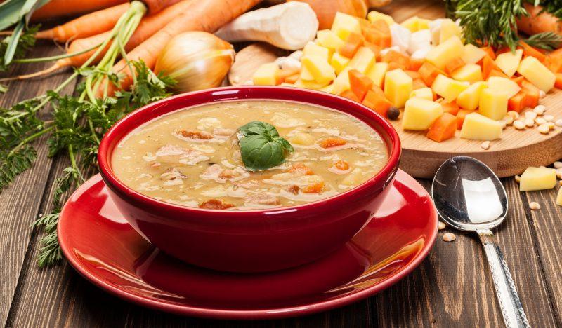 Fastest Pea Soup