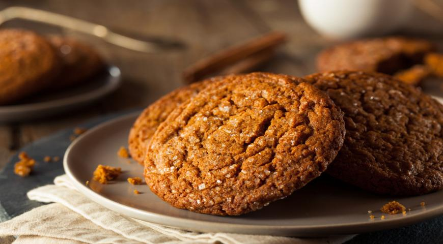 The most delicious gingerbread cookie