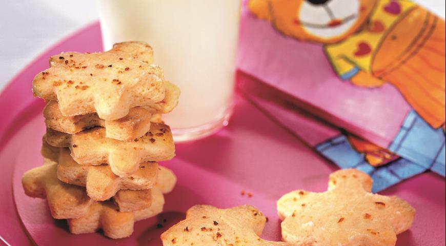 Curd biscuits