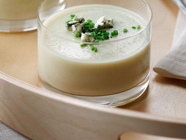 Autumn cold soup