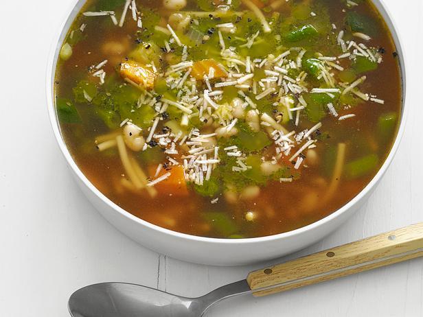 Provencal soup