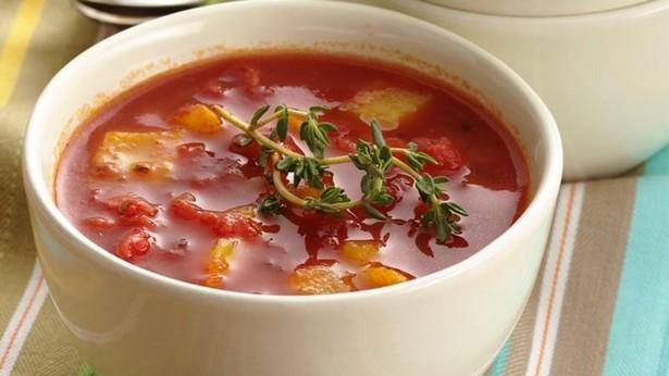 Sweet pepper soup