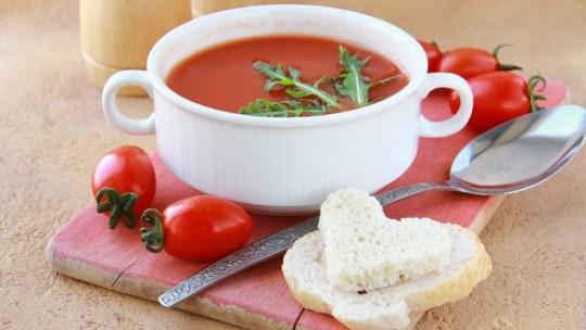 Dracula soup Source: