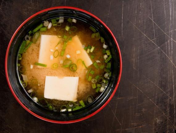 Japanese soup