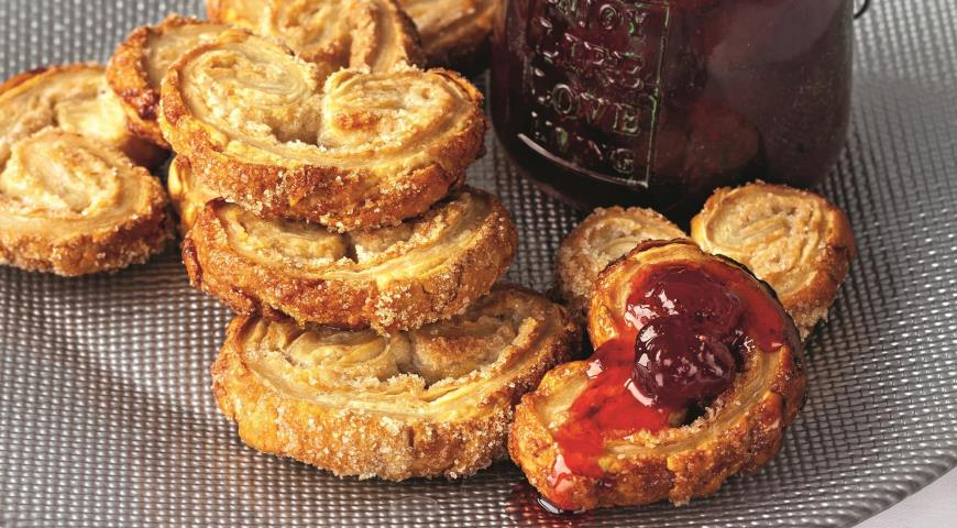 Palmiera biscuits - the basis for Berlin biscuits