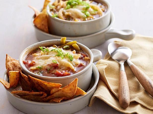 Spicy Fajita Soup