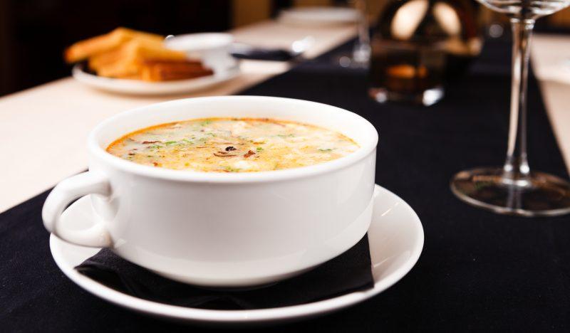 Favorite Meat Soup of the Bakon Bandits