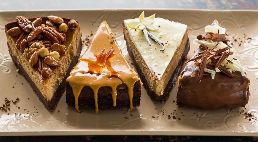 Coffee cheesecake 2