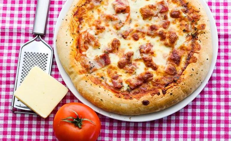 Kefir pizza