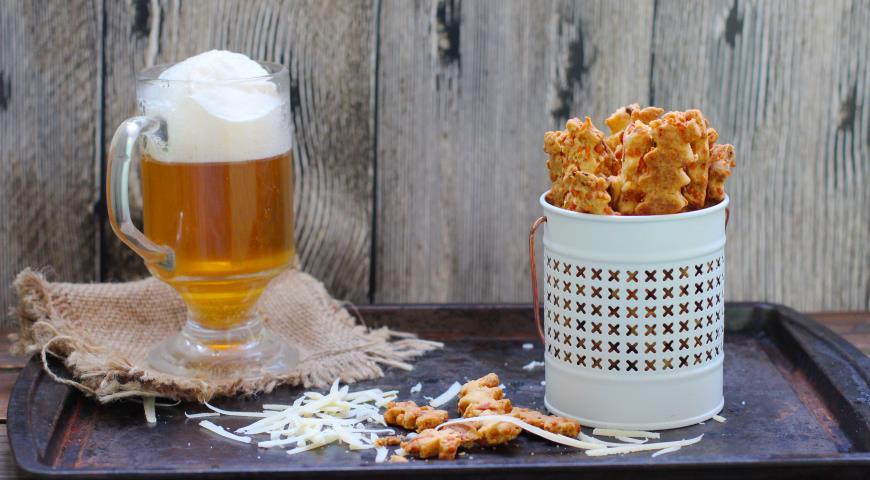Peynirli Kurabiye - Cheese Cookies