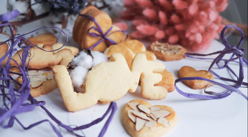 Crazy Butter Cookies
