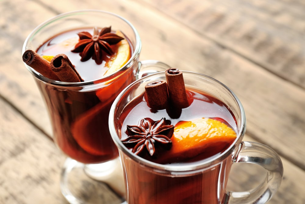 Mulled wine