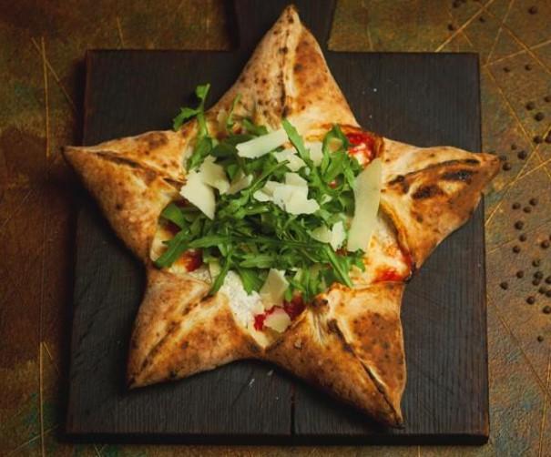 Pizza Kremlin Star
