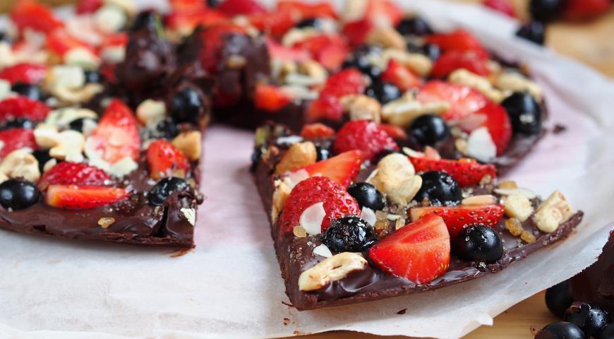 Chocolate berry