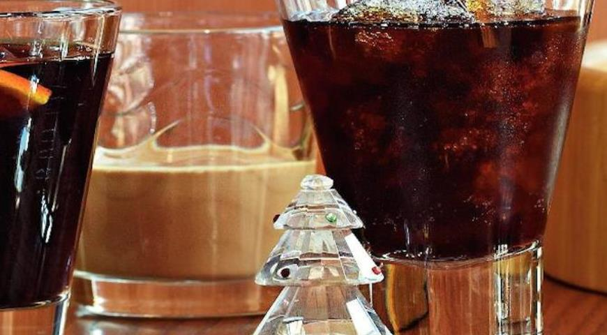 Soda coffee