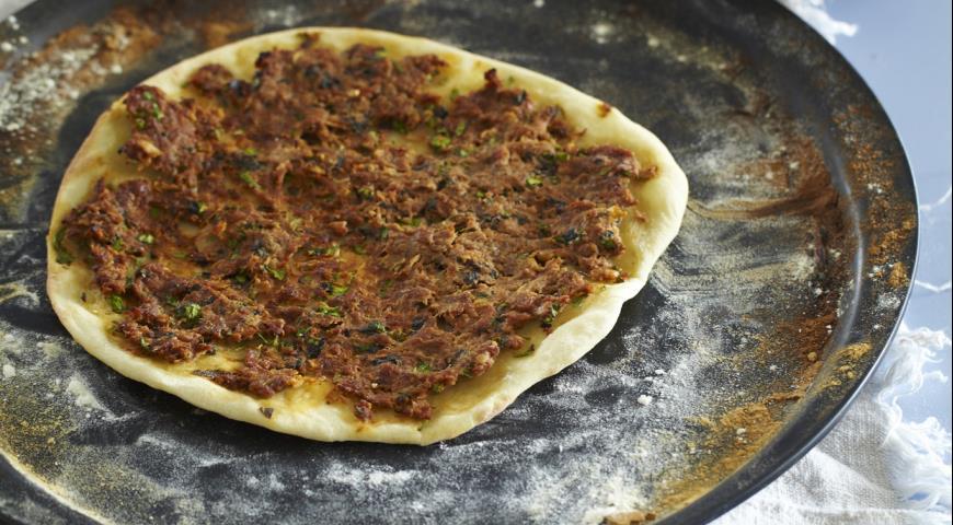 Lamajo, Armenian pizza