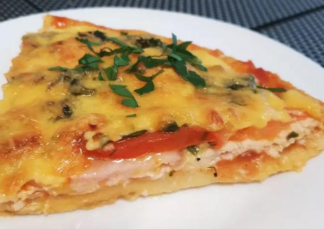 Delimano pizza