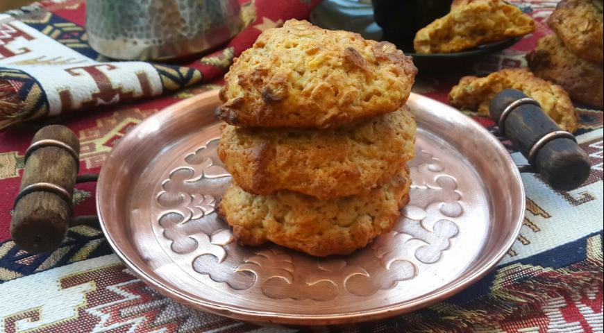 Pumpkin cookie, lean