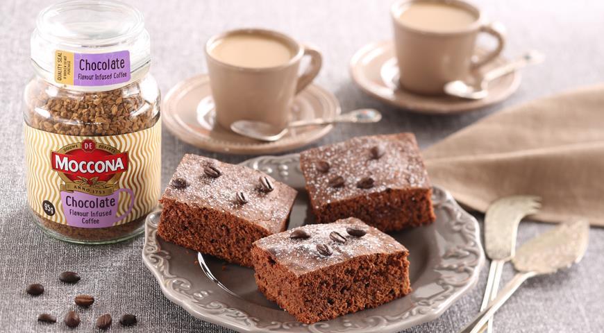Coffee brownies