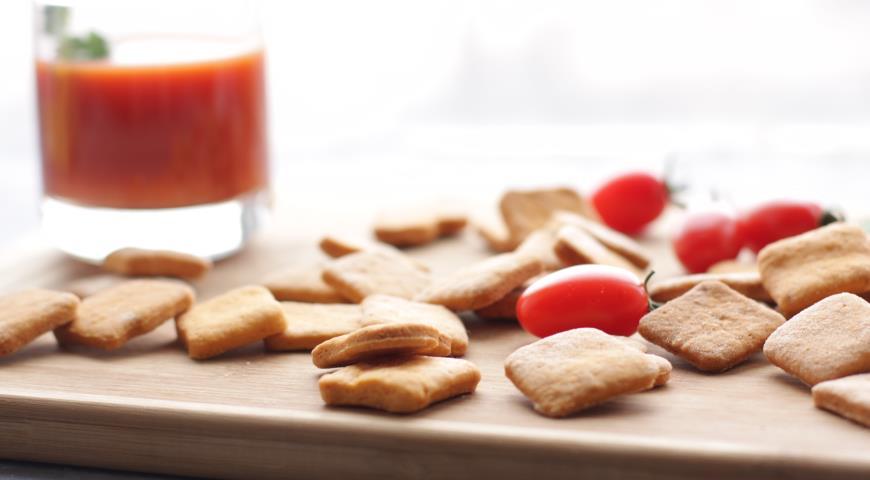 Tomato Juice Cookies
