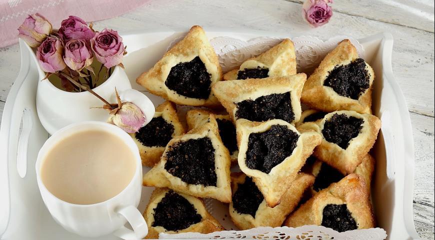 Homentashen cookies