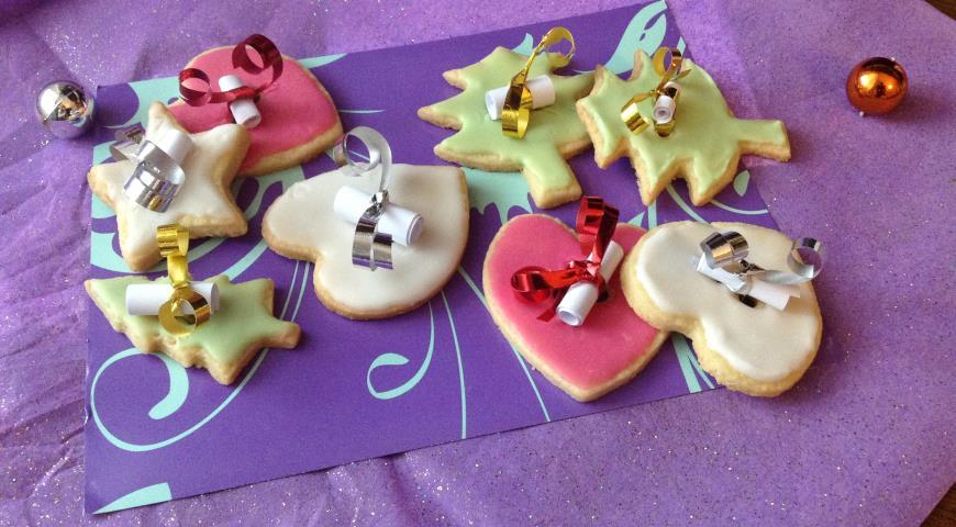 Wish cookies