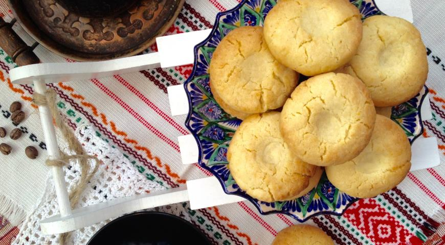 Ghee cookies
