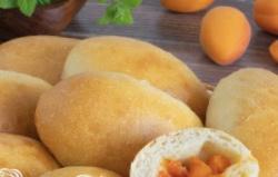 Apricot patties