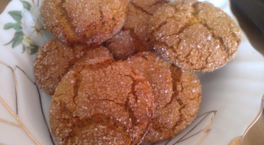 Cookies with honey