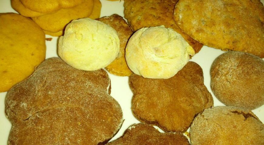 Lean Lemon Cookies