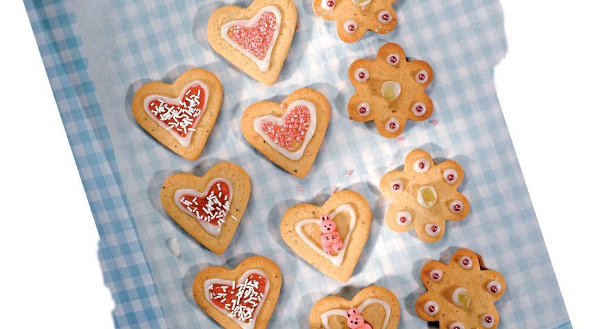 Lebküchen cookies