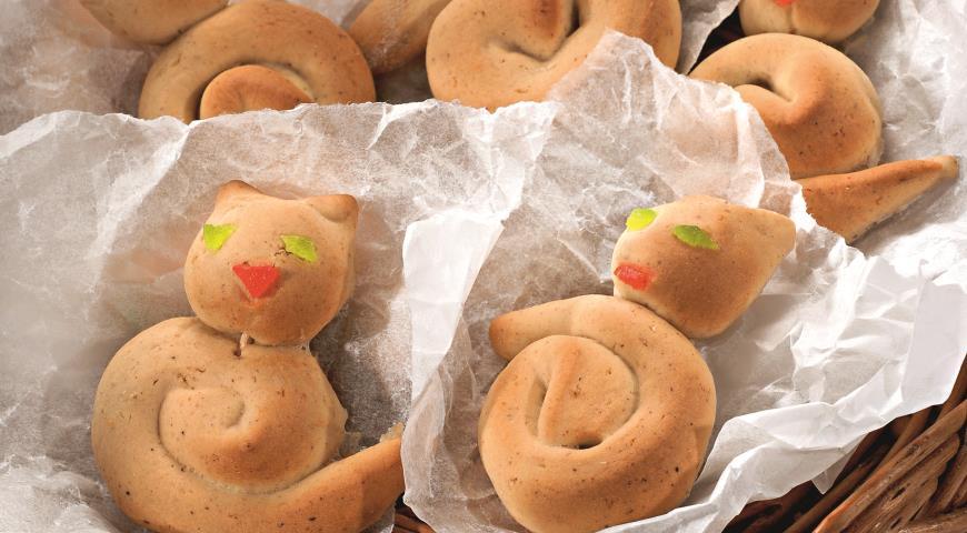Easter Cookies Kittens